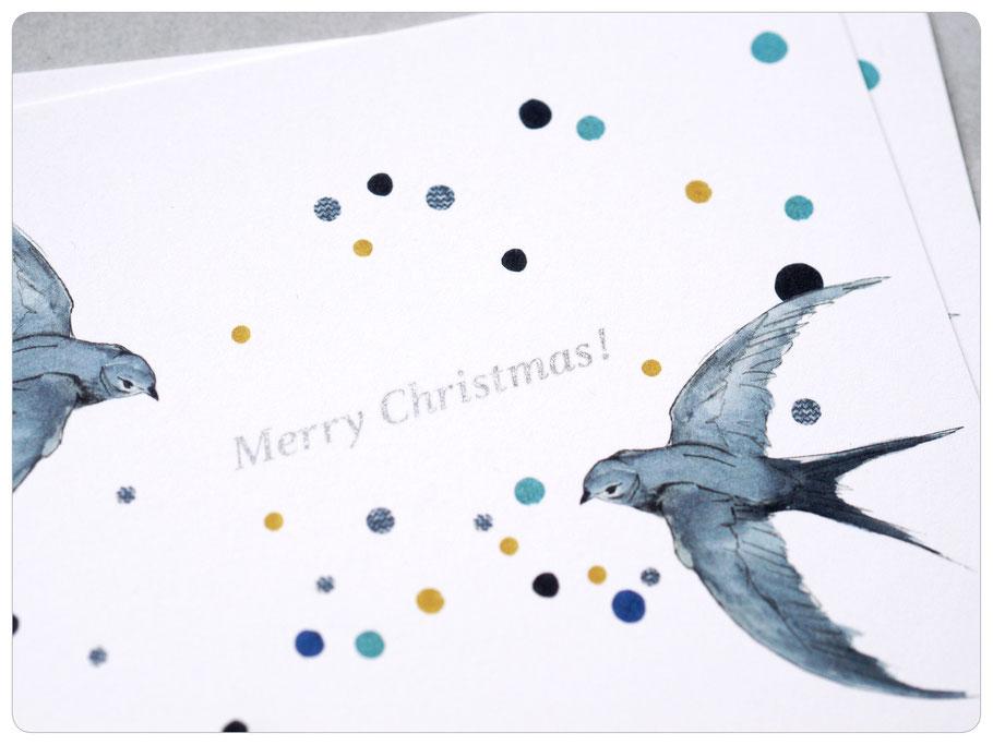Weihnachtspost • Neujahrsgrüße | Christmas mail • Happy New Year