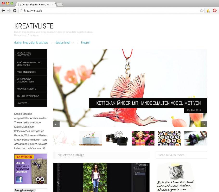 der Löffler-Luftikus ist das Einstiegsbild zu einem wundervollen Artikel