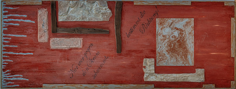 Buddha in Steinwandbild - Julianundlasaroff - Steinwandbeleuchtung - Kunst - Claudia Gross - Claudia Lasaroff - Julian Gross