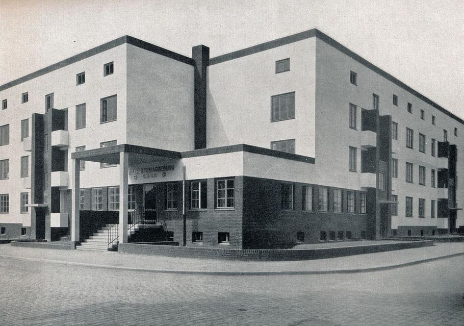 Bauhaus in Magdeburg