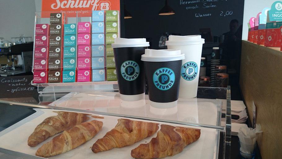 Kaffee & Snacks in Pelzerhaken