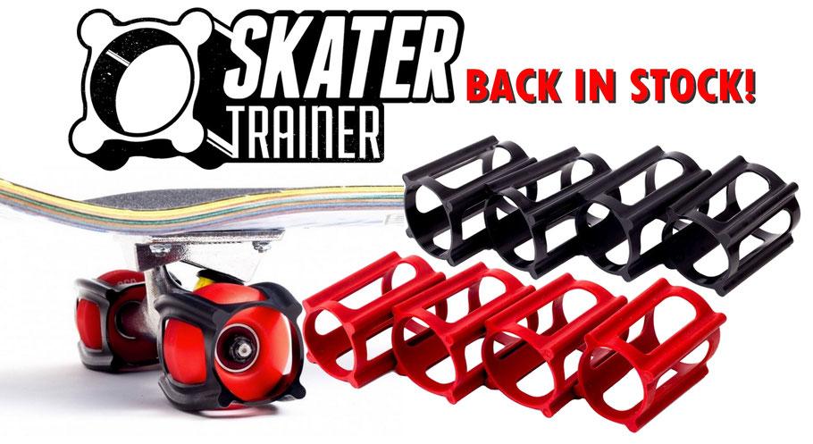 VMS Distribution Europe - SKATER TRAINER 2.0 Back Available in Europe! - Skater Trainer 2.0 jetzt wieder erhältlich. Lerne Skateboard Tricks im Stand.