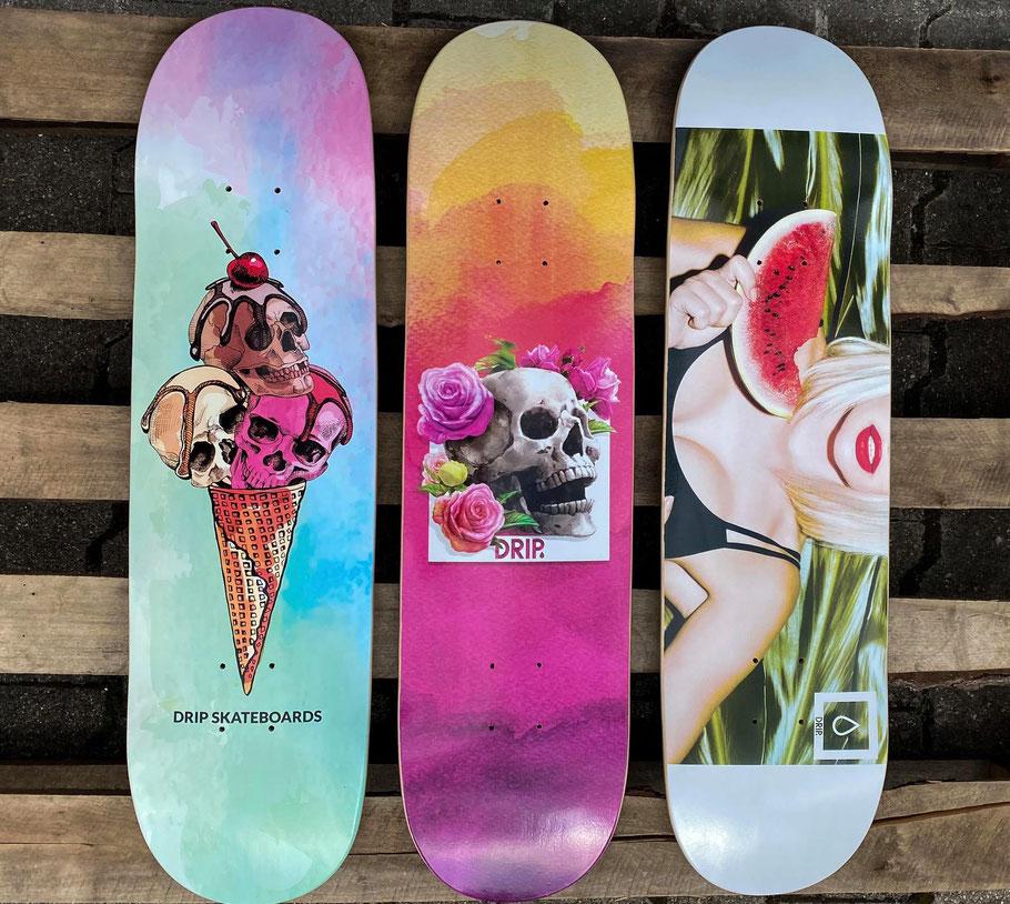 Drip Skateboards Decks