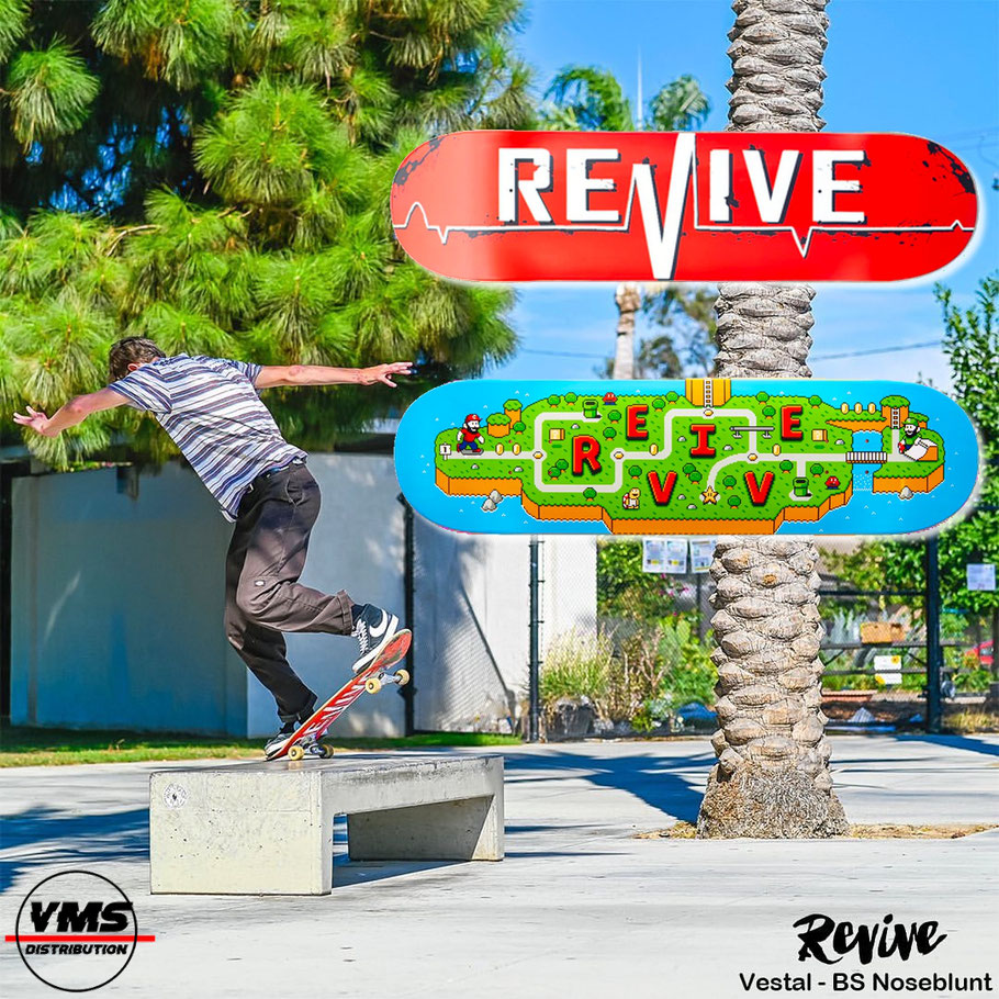 VMS Distribution Revive Restock! Red Lifeline, Ambs World Decks