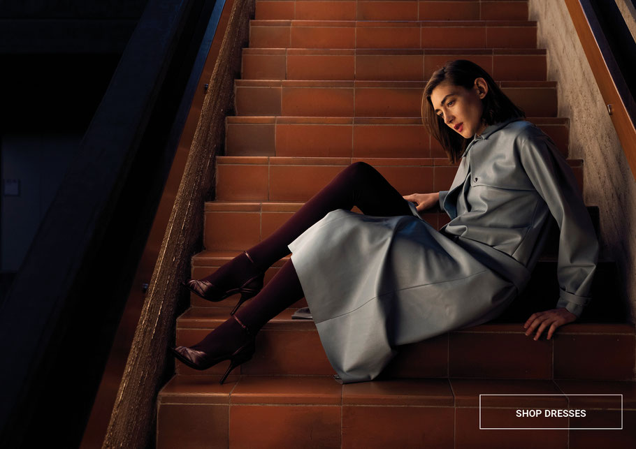 MIOMARTHA_Editorial_Fall_Winter_Essentials_Leather_dress_Sky_Blue