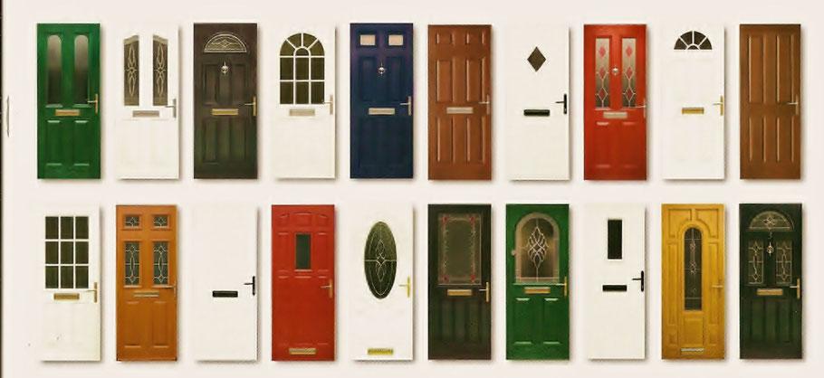 Binnendeuren en buitendeuren in hout, aluminium en PVC Raamservice Kasterlee