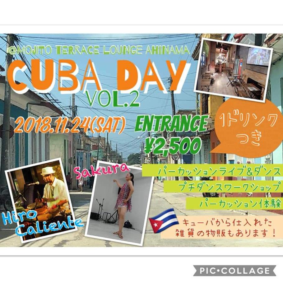 CUBA DAY