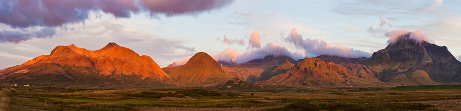Islandglühen