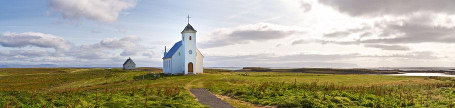 Kirche von Flatey