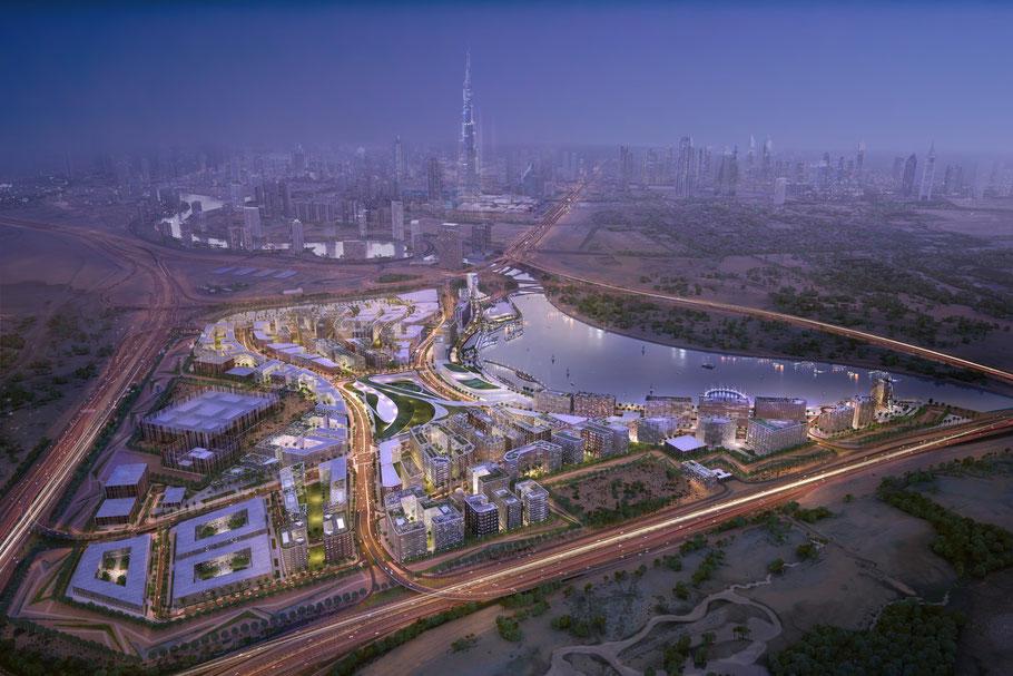 Mit freundlicher Genehmigung - Copyright 2015 Dubai Design Distric d3