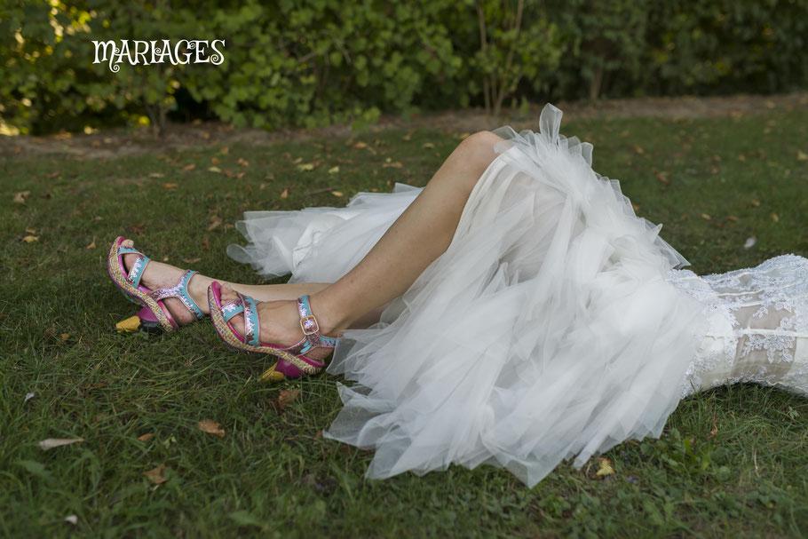 Photo de mariage haute-savoie
