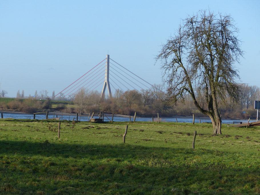 Die Fleher Brücke