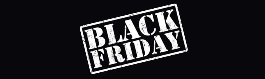 Black Friday deze week hoge korting