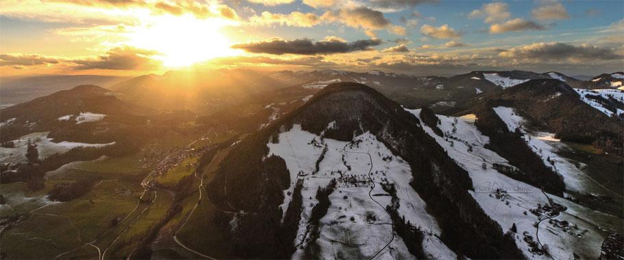 Langenbruck Tourismus