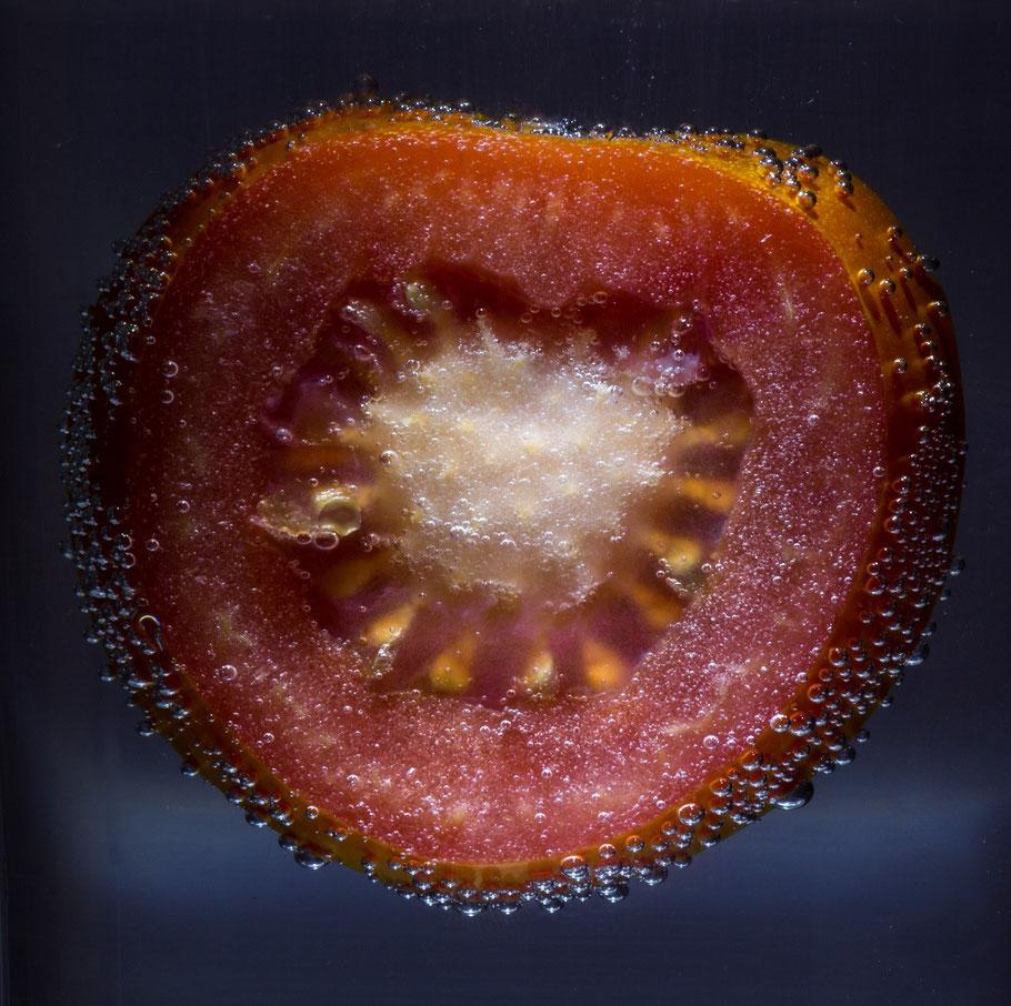 Blubberblasen Tomate