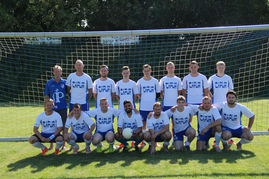 TSV Neudorf-Bornstein Saion  Warm Up 2016-2017