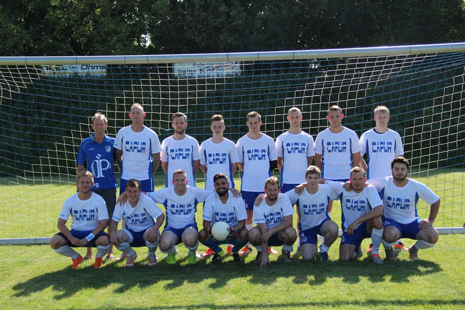 TSV Neudorf-Bornstein Saion  Warm Up 2016-2017