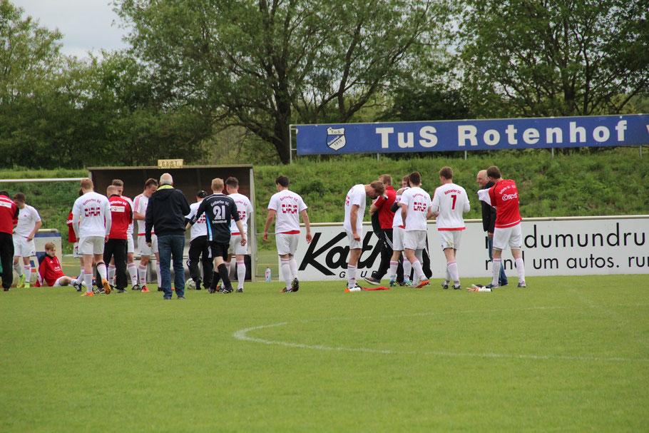 Gettorfer SC U 23 Saison 2015-2016
