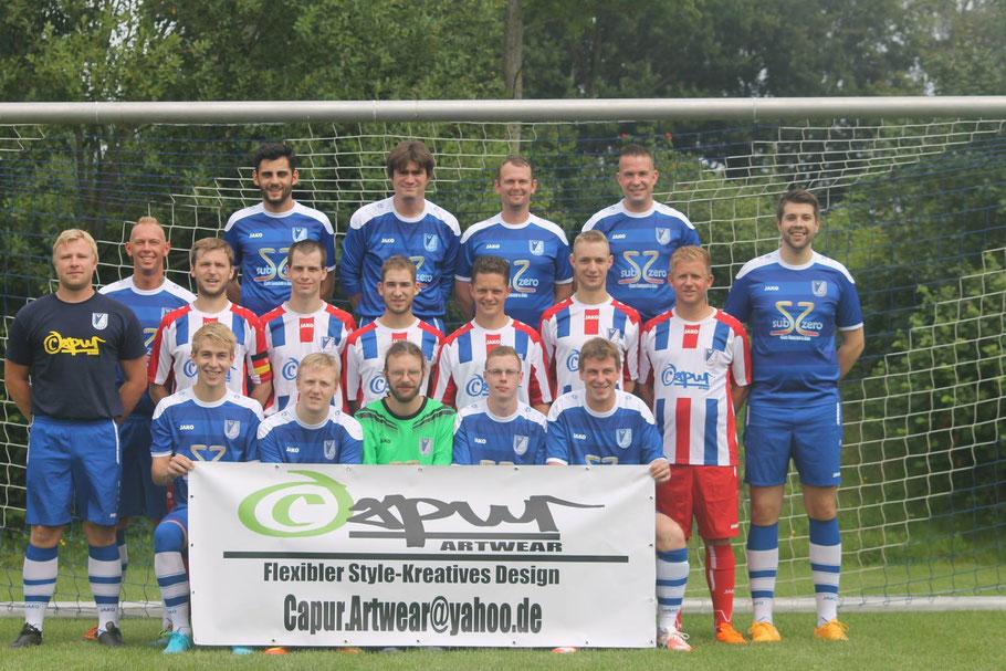 TSV Neudorf-Bornstein Saion 2015-2016