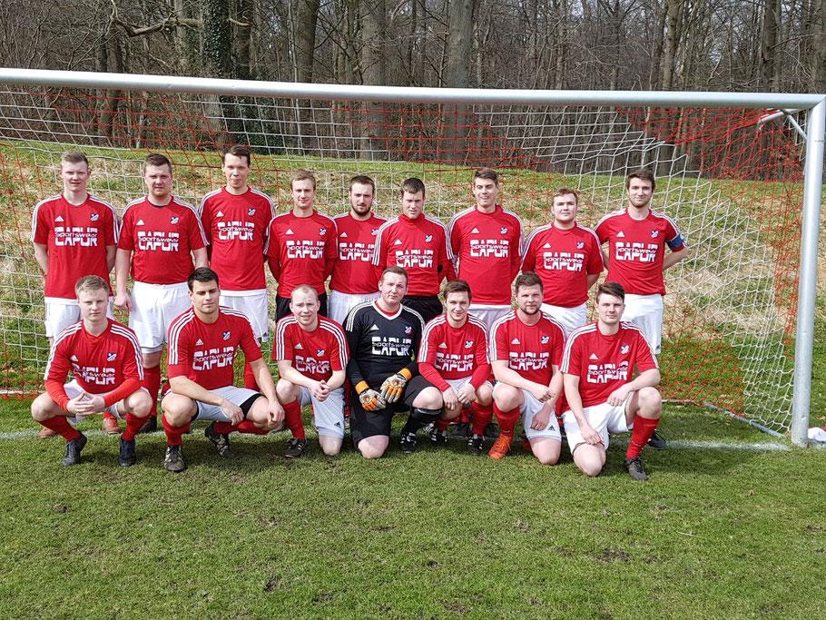 Tus Bargstedt II Saison 2018/2019