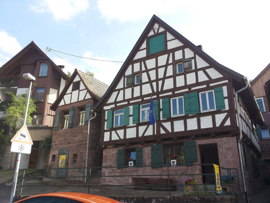Meisterhaus Alpirsbach - Tag des offenen Denkmals ® 2014