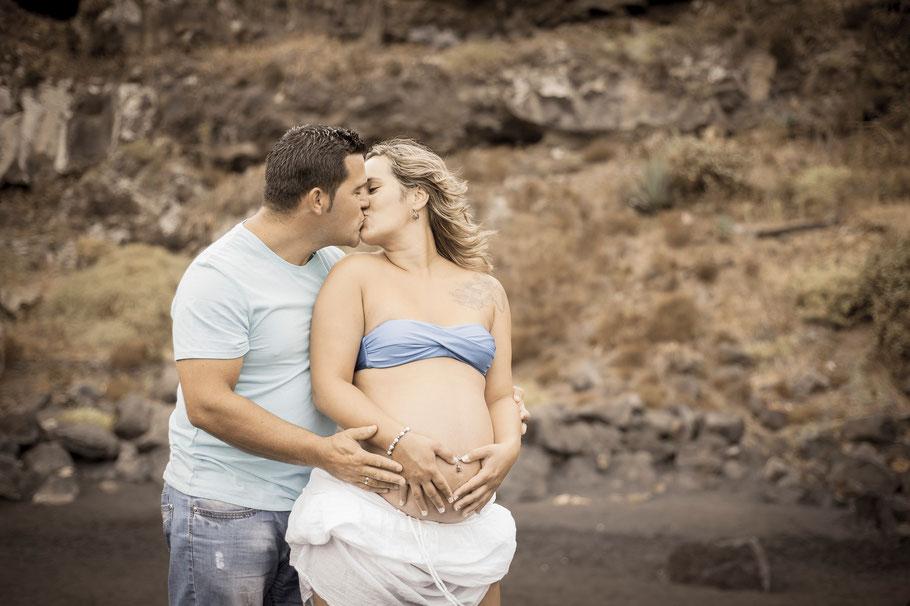 fotografía premamás y reportajes fotográficos familiares