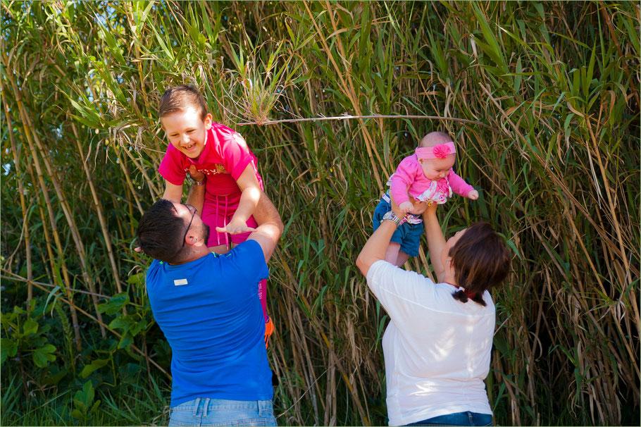 fotógrafo de familias en Tenerife