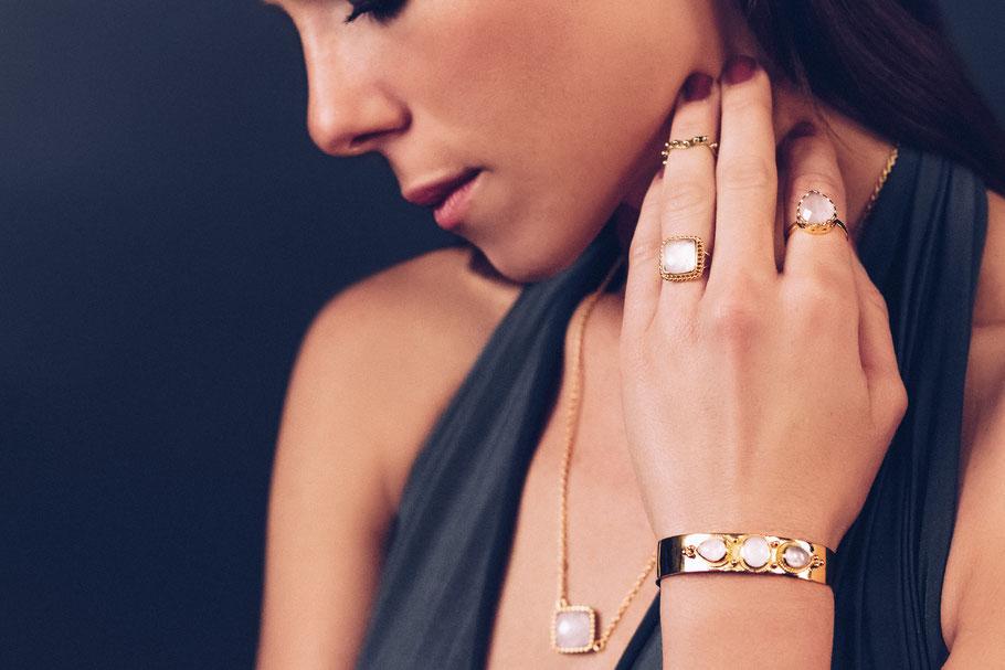 Auryn Jewels Fair Trade Schmuck Zürich Schweiz Artisan Gold Trendkollektion
