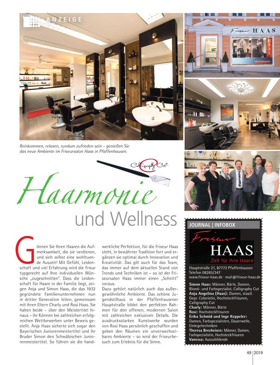 News Friseur Haas