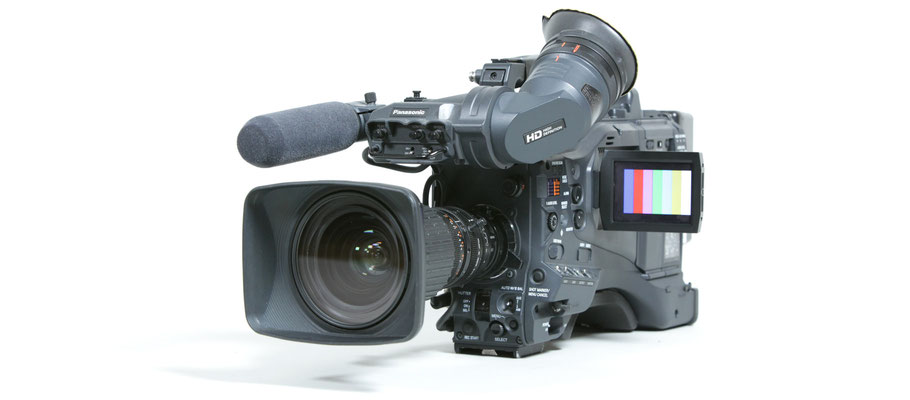 Videoequipment Panasonic HPX 2100