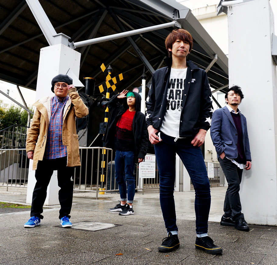 YOUTH26アー写真