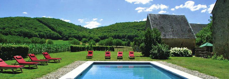 Location Vacances Périgord Noir  - Demeures des Châteaux du Périgord Noir
