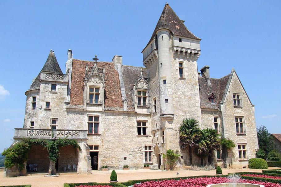 CHATEAU DES MILANDES - Activités au environs des locations de vacances Les Demeures des châteaux du Périgord Noir