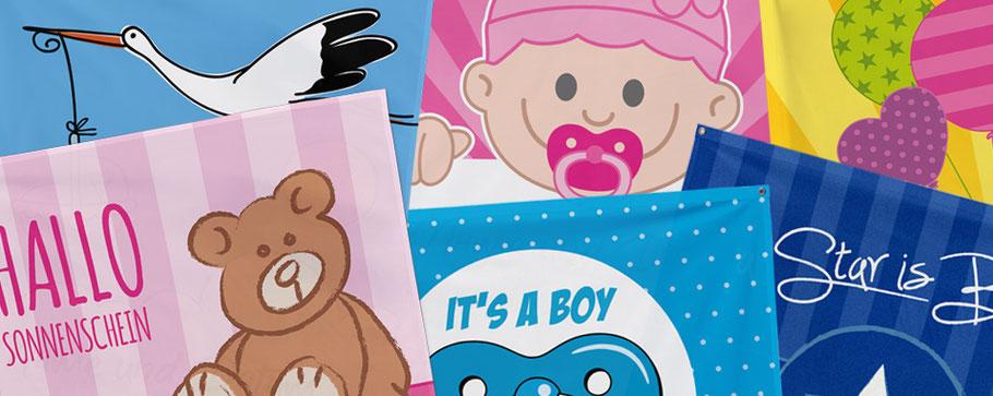 Geschenke zur Geburt personalisierte Babygeschenke