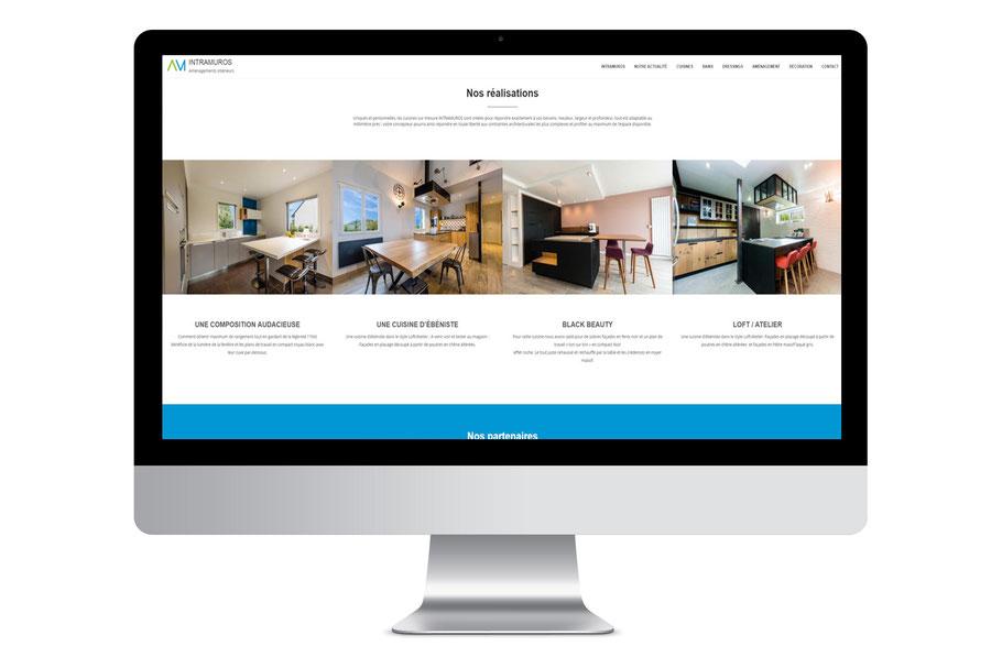 Création de site internet et reportage photo entreprise-home staging-hotellerie-gite ruraux