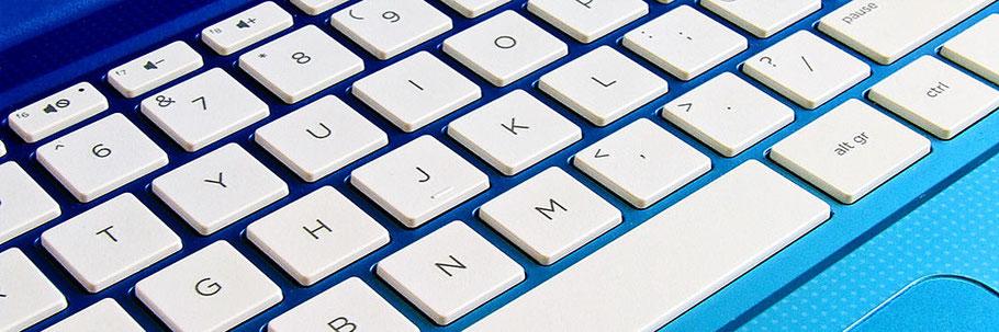FAQ - Die Tastatur eines Computers