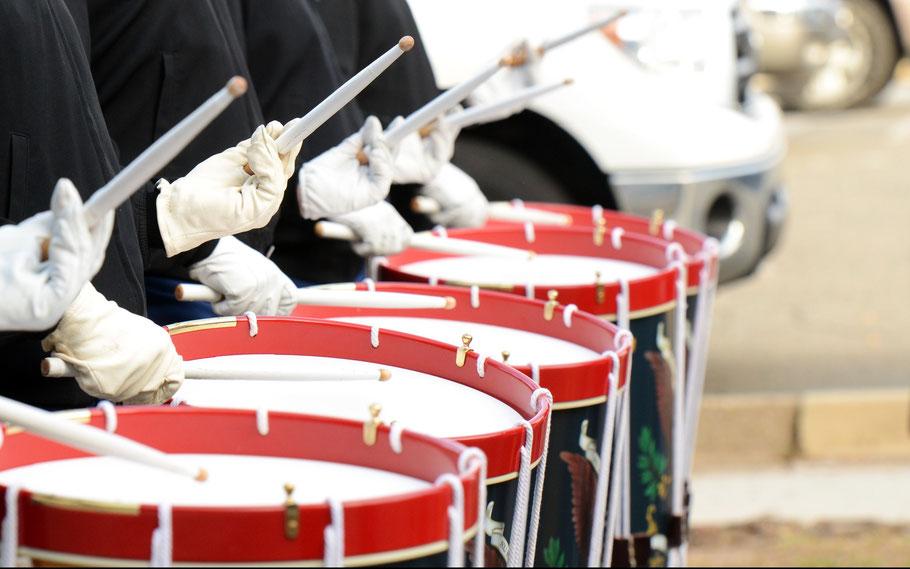 Handi drum school, la batterie pour les personnes en situation de handicap-rudiments