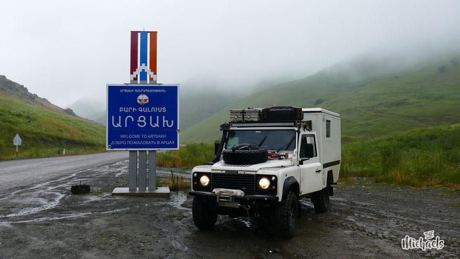 Rundreise Bergkarach, Reisen in Bergkarabach, Camping in Bergkarabach