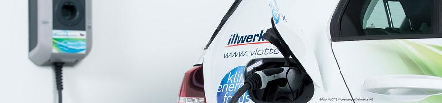 E-Tankstelle für alle Elektrofahrzeuge