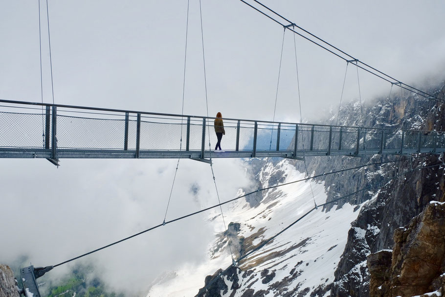 Dachsten Hängebrücke