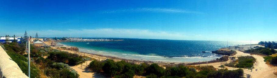 Gleich um die Ecke und doch so viel schöner- Fremantle