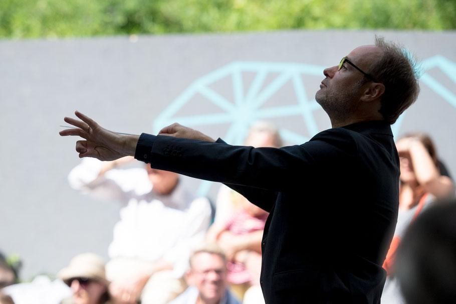 Christian Noth Dirigent und musikalischer Leiter