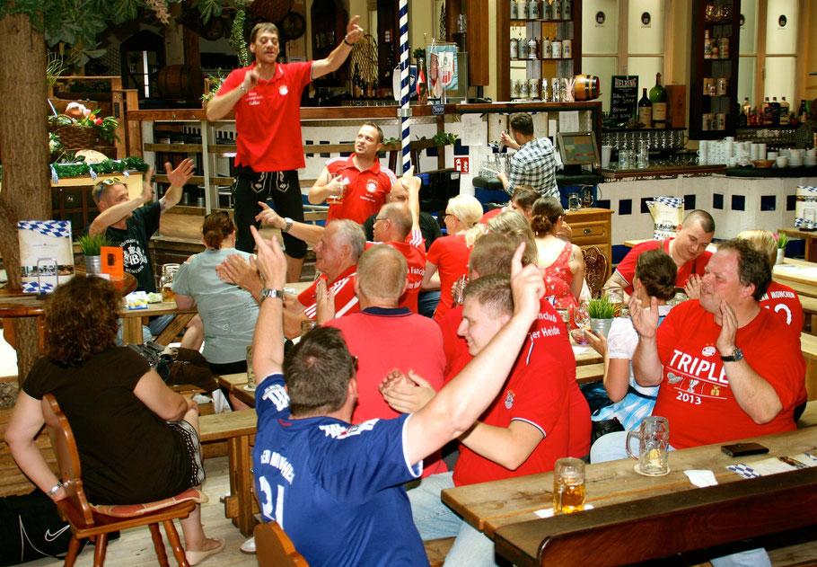 Heide-Bayern können feiern