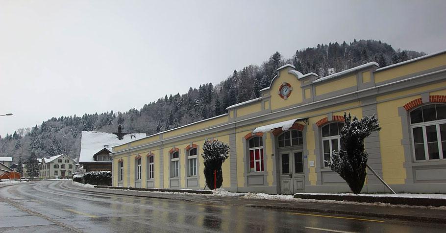 Neuer Standort in der Alten Weberei Steg/Fischenthal