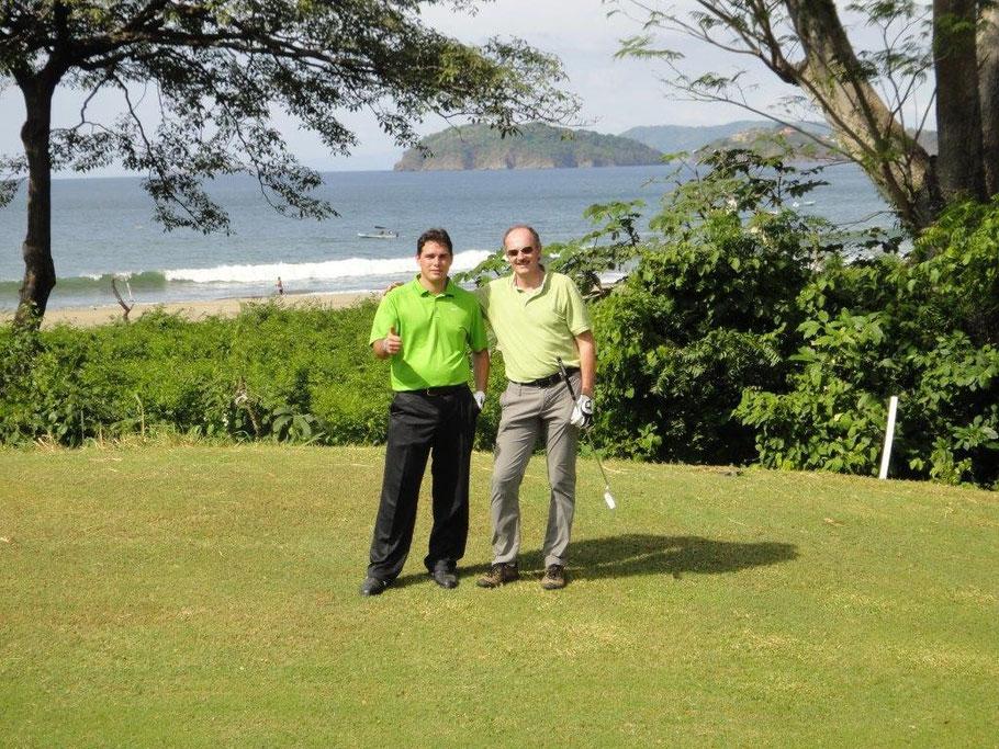 Ocean view Golf
