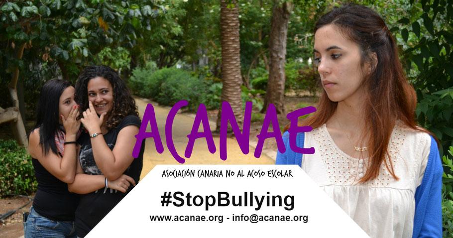 Asociacion contra el acoso escolar en Canarias - ACANAE