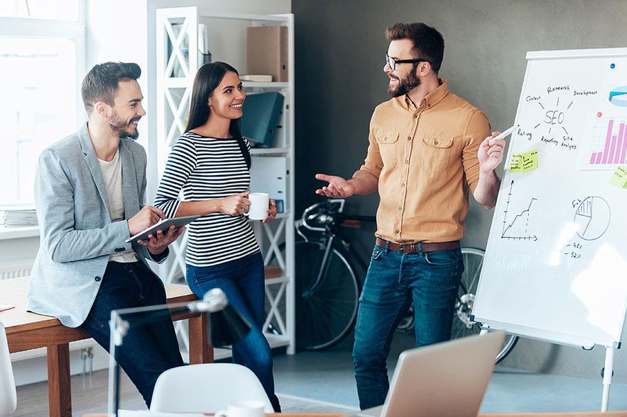 Employer Branding und gutes Onboarding steigern die Mitarbeiterzufriedenheit von Anfang an