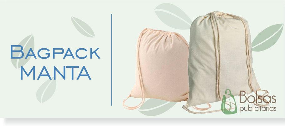 Bagpack de Manta