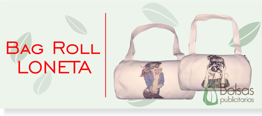 Bag Roll de Loneta