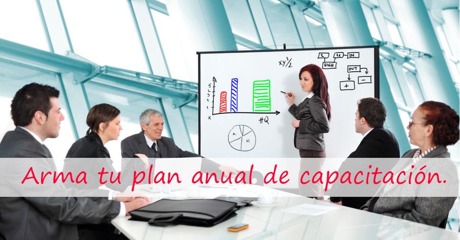 plan anual de capacitación